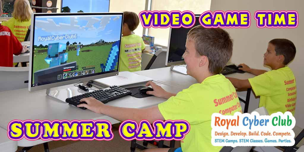 After School STEM Classes in Northern Virginia - Royal Cyber Club