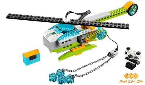 LEGO® Robotics Beginner - Royal Cyber Club